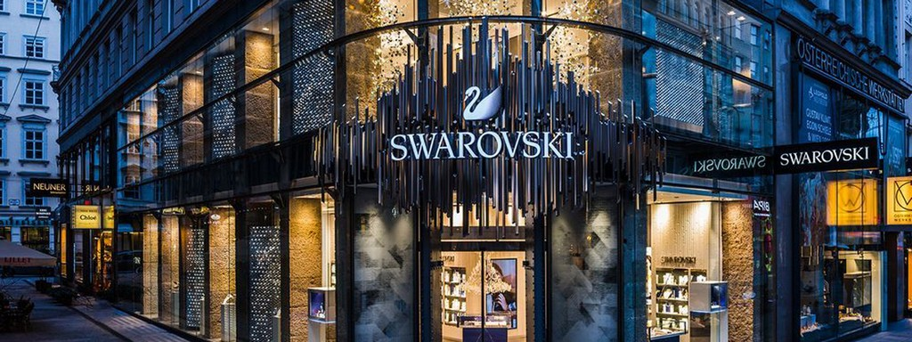 BRANDED JEWELLERY INDUSTRY GROWTH IN 2020 branded jewellery - Swarovski Boutique - GROWTH OF BRANDED JEWELLERY INDUSTRY IN 2020