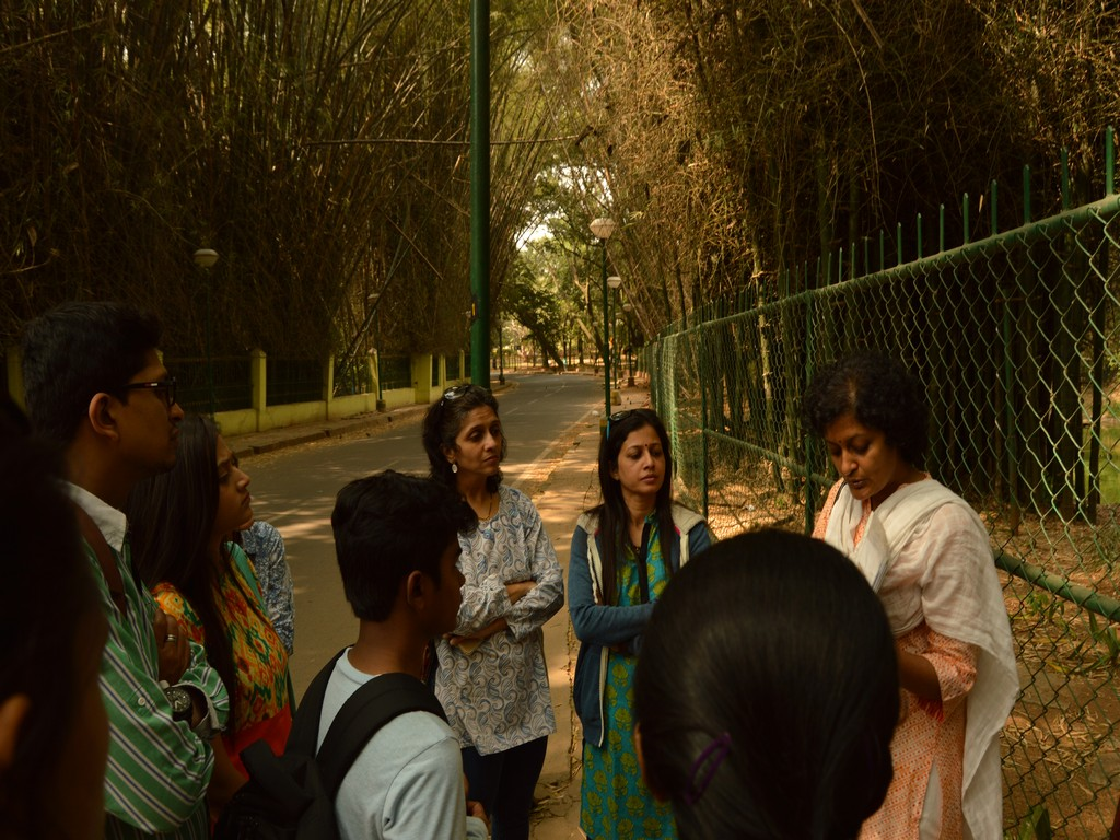 heritage walk to cubbon park - intach walk 22 - HERITAGE WALK TO CUBBON PARK & St.MARKS CATHEDRAL
