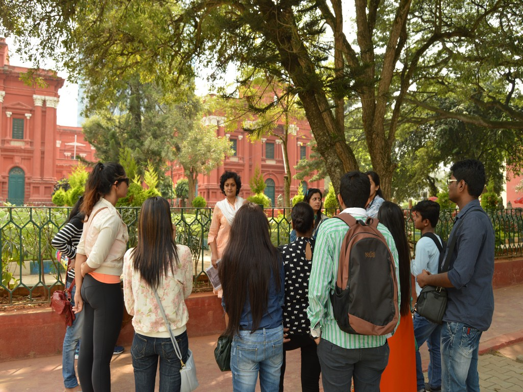 heritage walk to cubbon park - intach walk 33 - HERITAGE WALK TO CUBBON PARK & St.MARKS CATHEDRAL