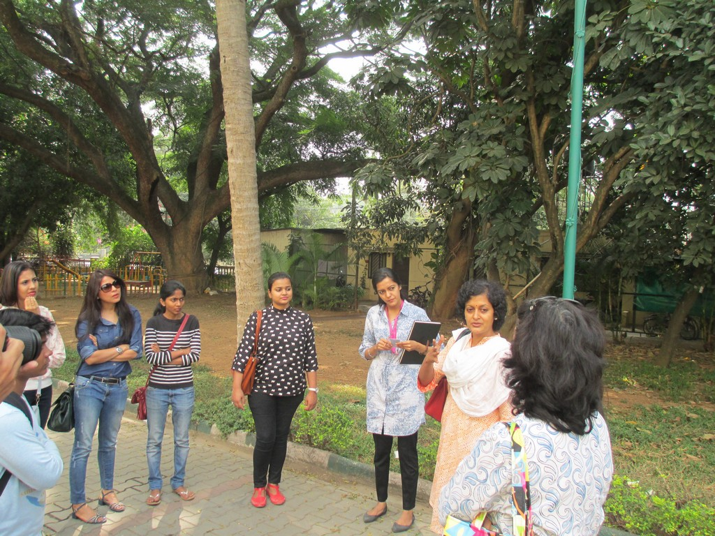 heritage walk to cubbon park - intach walk 45 - HERITAGE WALK TO CUBBON PARK & St.MARKS CATHEDRAL