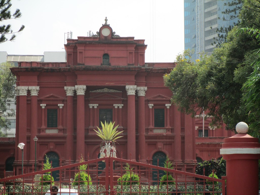 heritage walk to cubbon park - intach walk 58 - HERITAGE WALK TO CUBBON PARK & St.MARKS CATHEDRAL