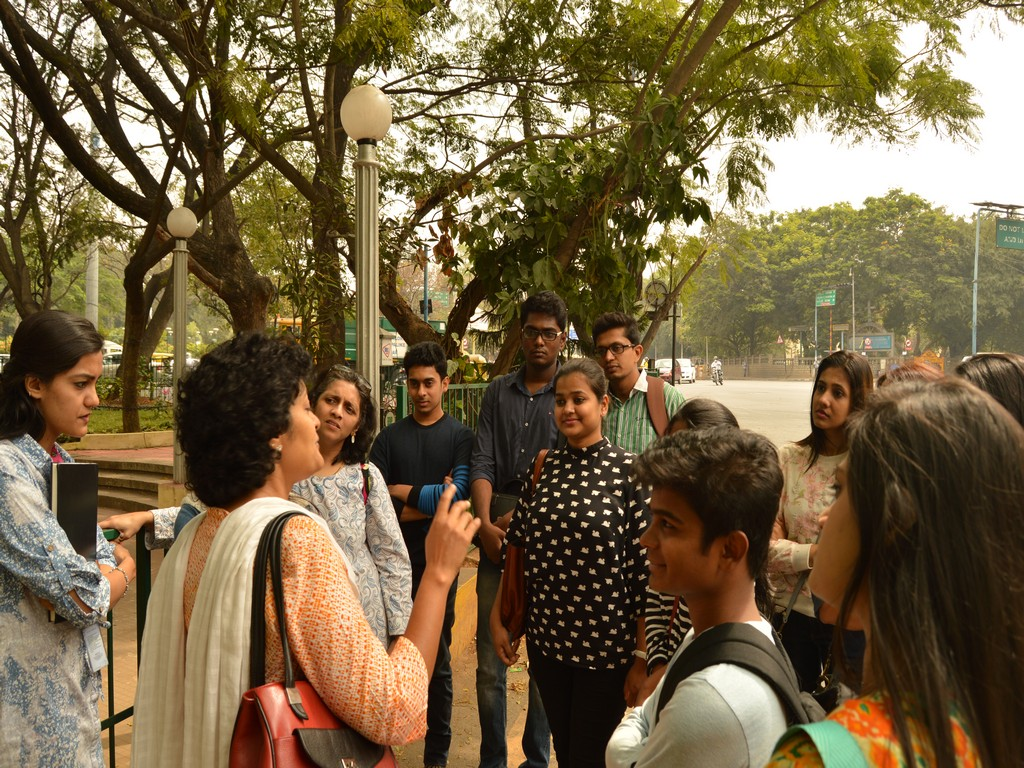 heritage walk to cubbon park - intach walk 7 - HERITAGE WALK TO CUBBON PARK & St.MARKS CATHEDRAL