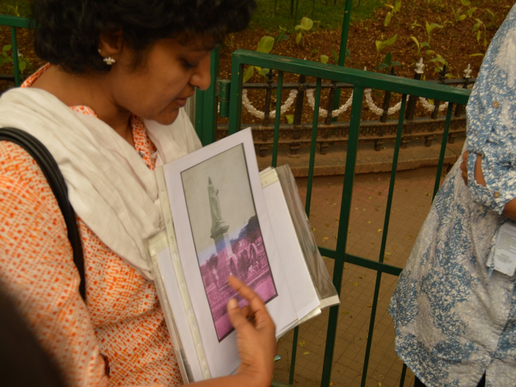heritage walk to cubbon park - intach walk 8 - HERITAGE WALK TO CUBBON PARK & St.MARKS CATHEDRAL