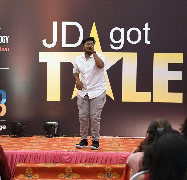 jd got talent - JEDIIIANs shimmy their way through JD GOT TALENT 100 - JEDIIIANs shimmy their way through JD GOT TALENT
