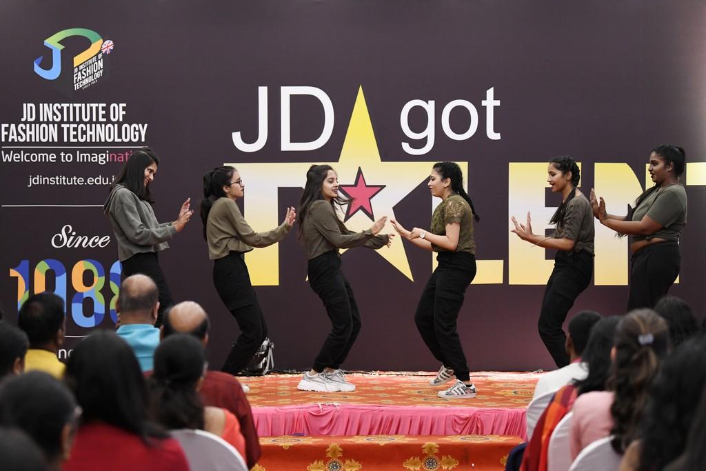 jd got talent - JEDIIIANs shimmy their way through JD GOT TALENT 102 - JEDIIIANs shimmy their way through JD GOT TALENT