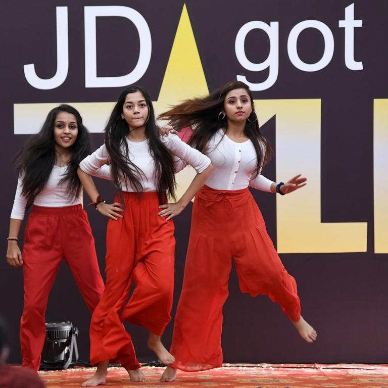 jd got talent - JEDIIIANs shimmy their way through JD GOT TALENT 110 - JEDIIIANs shimmy their way through JD GOT TALENT