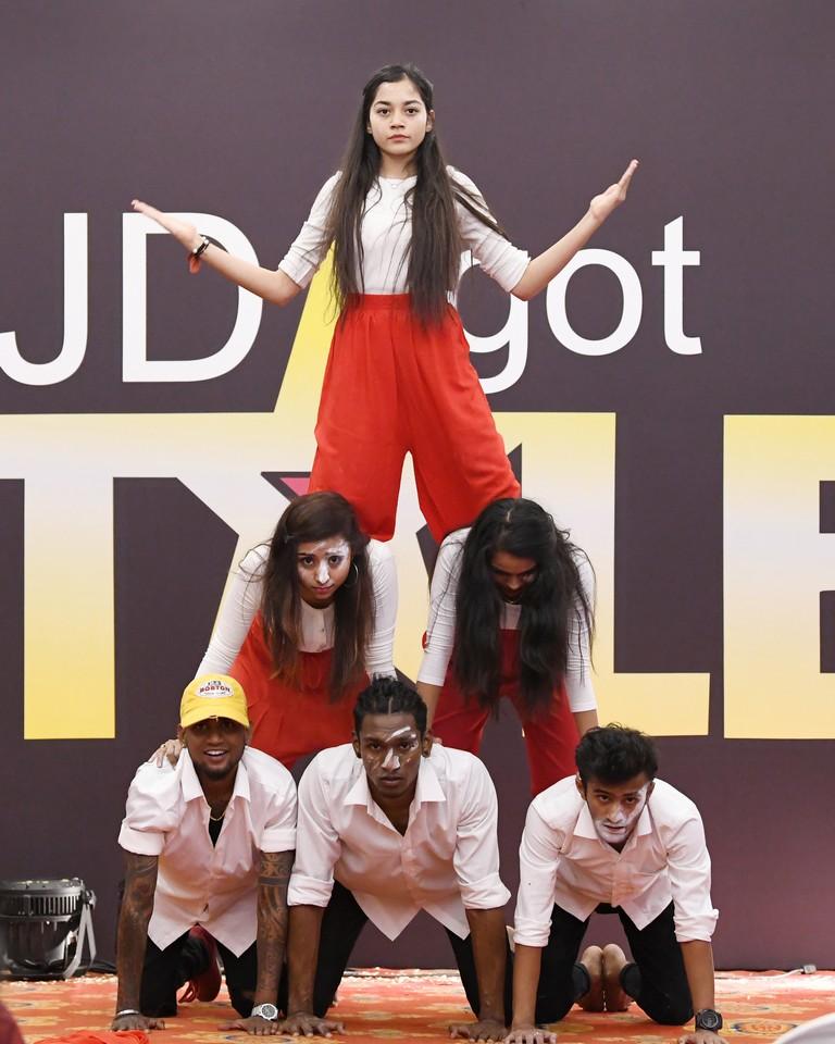 jd got talent - JEDIIIANs shimmy their way through JD GOT TALENT 112 - JEDIIIANs shimmy their way through JD GOT TALENT