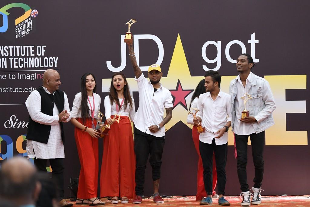 jd got talent - JEDIIIANs shimmy their way through JD GOT TALENT 13 - JEDIIIANs shimmy their way through JD GOT TALENT