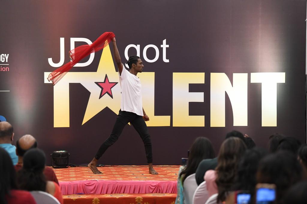 jd got talent - JEDIIIANs shimmy their way through JD GOT TALENT 48 - JEDIIIANs shimmy their way through JD GOT TALENT
