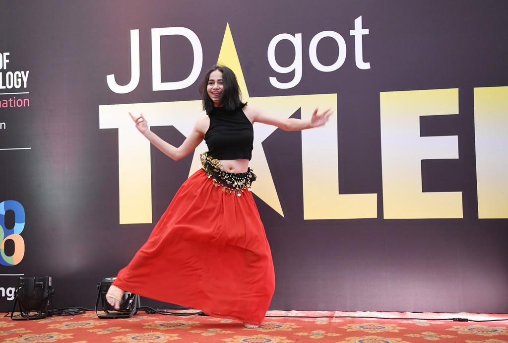 jd got talent - JEDIIIANs shimmy their way through JD GOT TALENT 50 - JEDIIIANs shimmy their way through JD GOT TALENT
