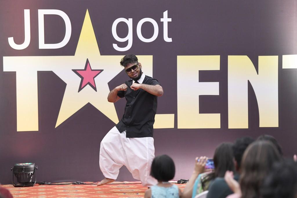 jd got talent - JEDIIIANs shimmy their way through JD GOT TALENT 60 - JEDIIIANs shimmy their way through JD GOT TALENT