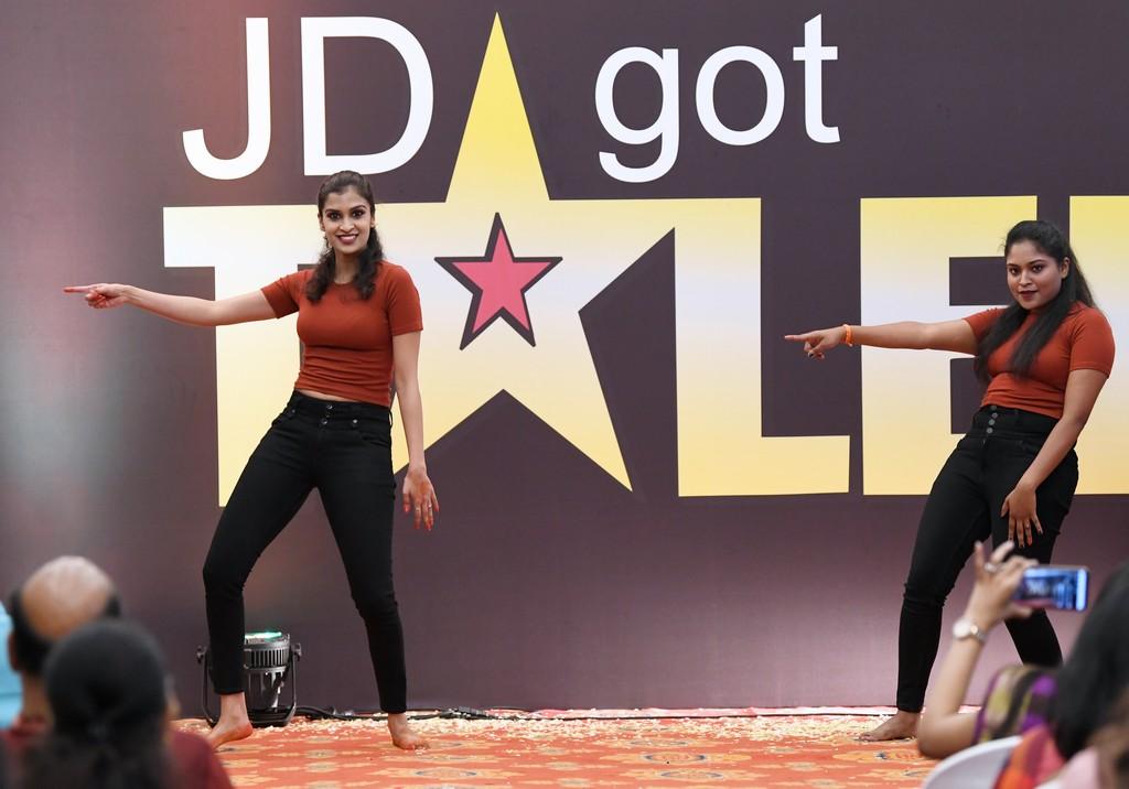 jd got talent - JEDIIIANs shimmy their way through JD GOT TALENT 65 - JEDIIIANs shimmy their way through JD GOT TALENT