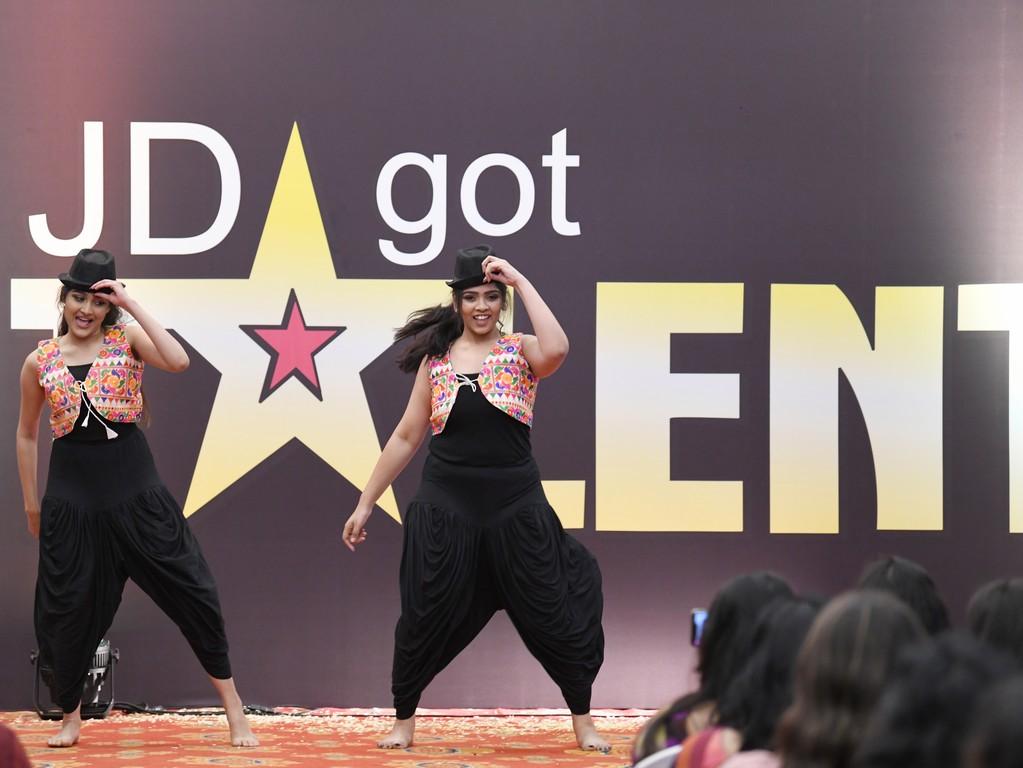 jd got talent - JEDIIIANs shimmy their way through JD GOT TALENT 67 - JEDIIIANs shimmy their way through JD GOT TALENT