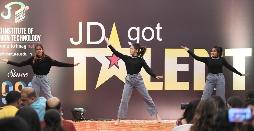jd got talent - JEDIIIANs shimmy their way through JD GOT TALENT 71 - JEDIIIANs shimmy their way through JD GOT TALENT