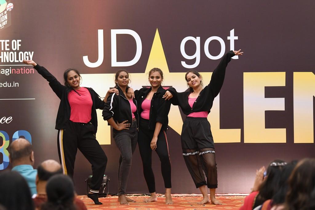 jd got talent - JEDIIIANs shimmy their way through JD GOT TALENT 84 - JEDIIIANs shimmy their way through JD GOT TALENT