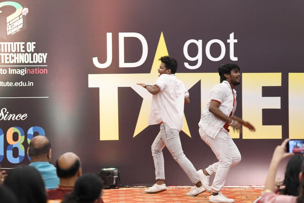 jd got talent - JEDIIIANs shimmy their way through JD GOT TALENT 93 - JEDIIIANs shimmy their way through JD GOT TALENT