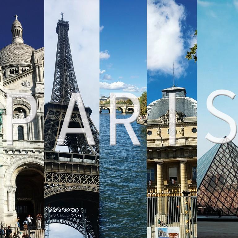 imagination journey - 1 Paris - Chére Paris, we miss you! Students take on their Parisian Imagination Journey