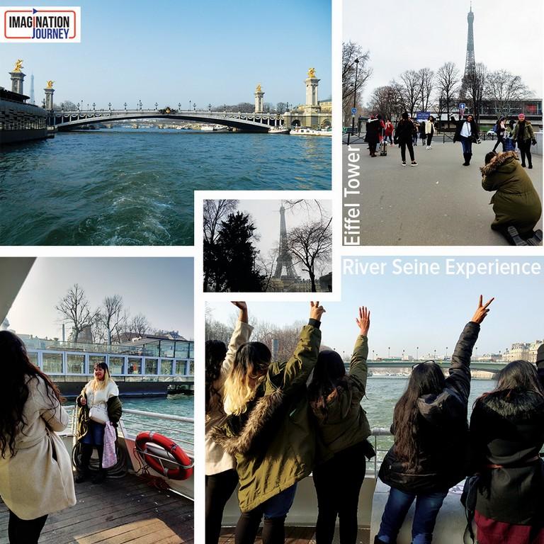 Imagination Journey imagination journey - 3 Paris - Chére Paris, we miss you! Students take on their Parisian Imagination Journey