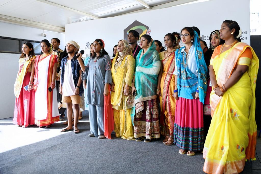 international mother language day - International Mother Language Day 46 - JEDIIIans showcase the richness of India on International Mother Language Day