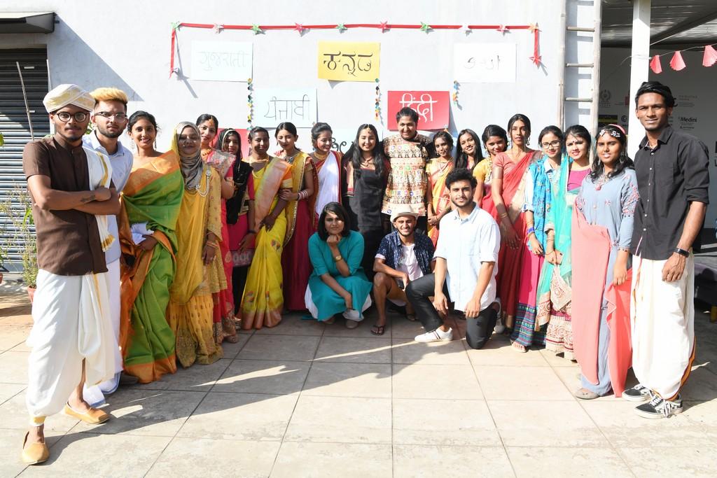 international mother language day - International Mother Language Day 49 - JEDIIIans showcase the richness of India on International Mother Language Day