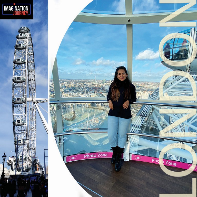 imagination - Reteka London Experience - FROM THE LONDON EYE TO OXFORD STREET: MY JD IMAGINATION JOURNEY