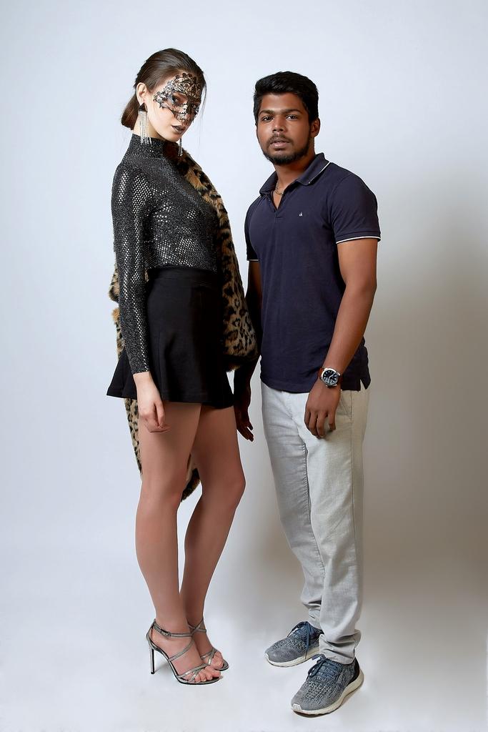 international styling project - Stylist Balaji 2 Year Diploma Fashion Business Management Student 3 - International Styling Project