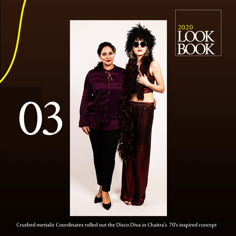 avant garde - 3 ch - Styling Memoirs from JD X LCF: Commercial, Editorial, Avant Garde