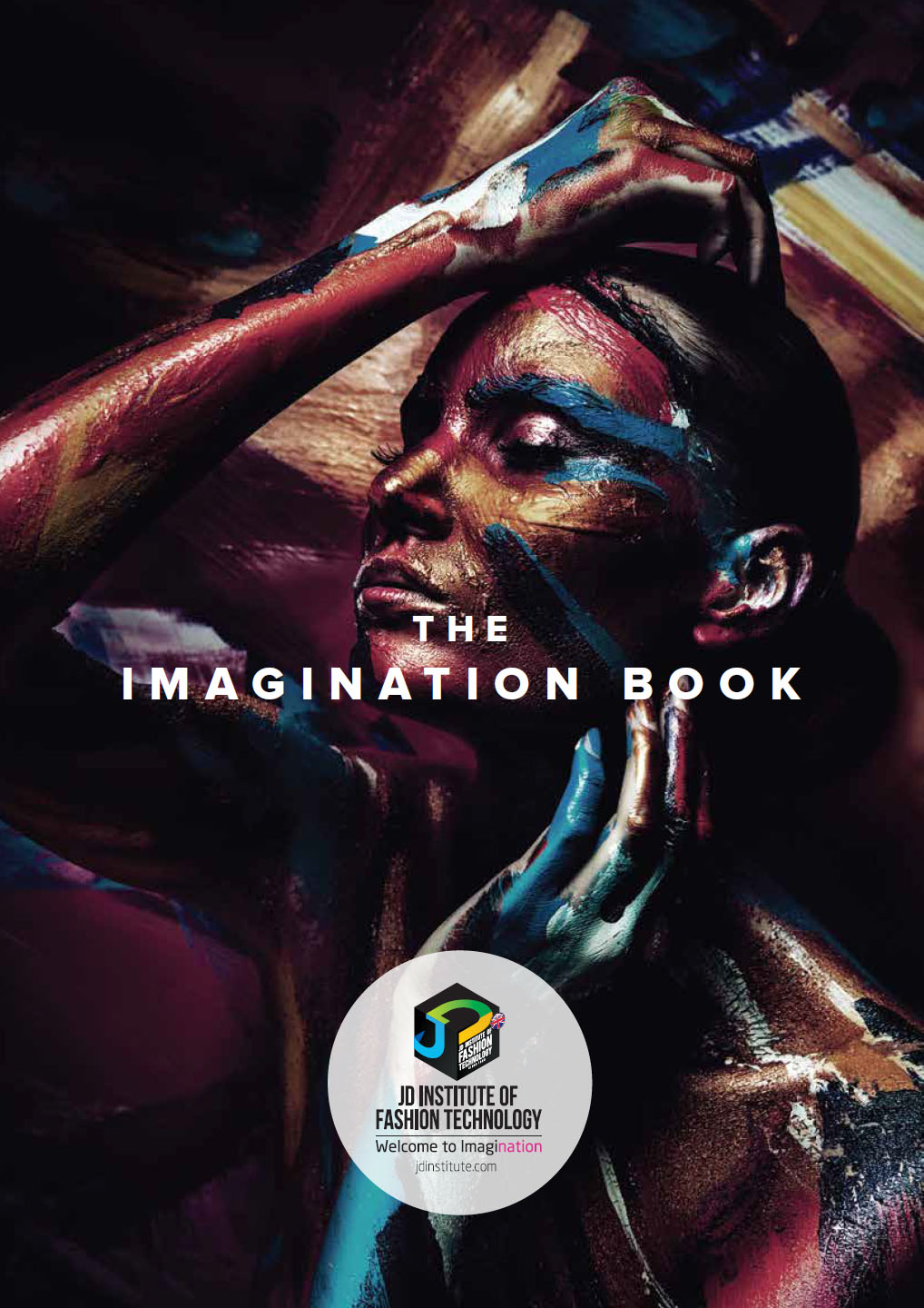 best college for fashion designing - Imagination Book 2016 Cover - Imagination Books
