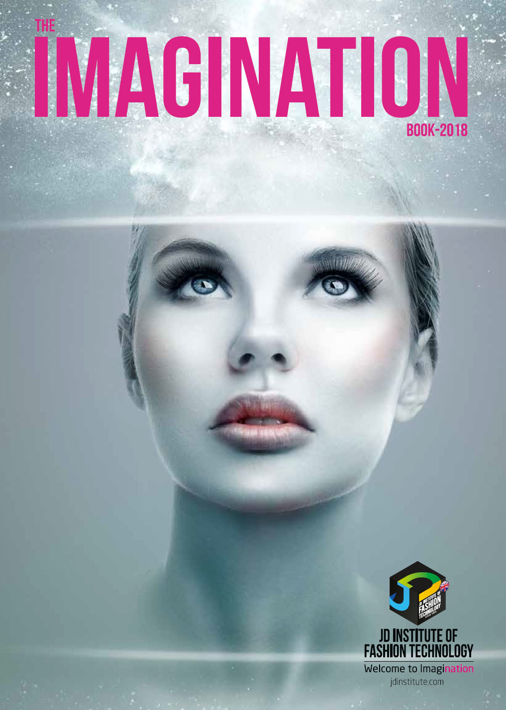 best college for fashion designing - Imagination Book 2018 Cover - Imagination Books