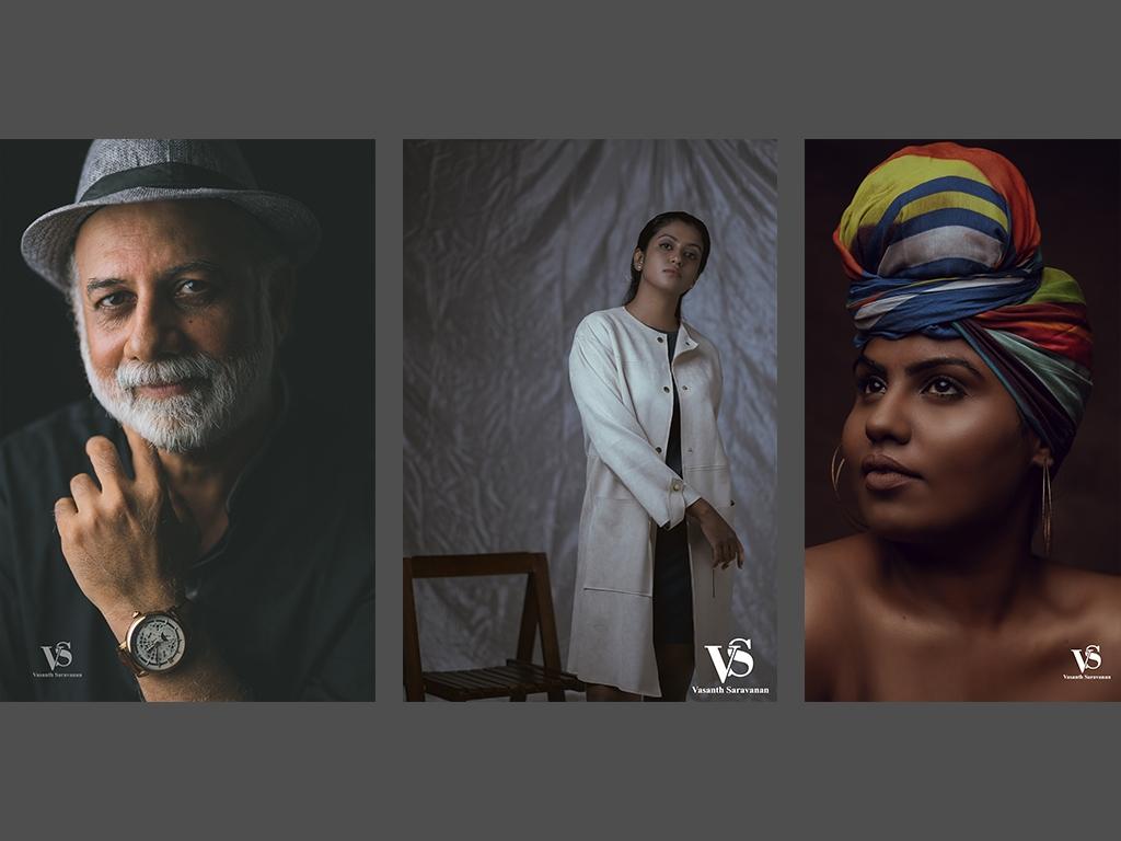 department of photography - potrait photography - An eminent alumnus from the Department of Photography – Vasanth Saravanan