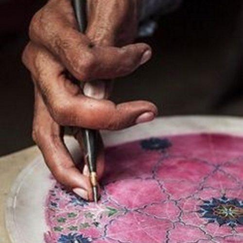 Indian Art Form pietra dura - Indian Art Form 500x500 - Pietra Dura – A Timeless Art Form