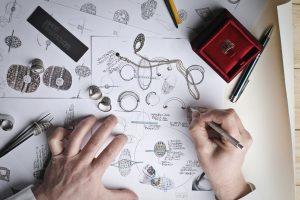 (Image Source: Andrea Piacquadio – Pexels) jewellery design - Jewellery Designer 300x200 - CAREER OPPORTUNITIES POST JEWELLERY DESIGN COURSE