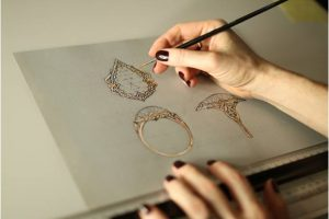 (Image Source: Hamstetch.com) jewellery design - Jewellery Illustrator 300x200 - CAREER OPPORTUNITIES POST JEWELLERY DESIGN COURSE