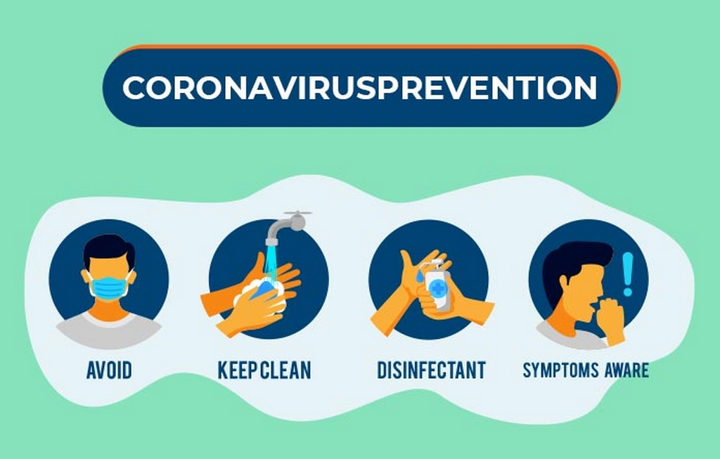 positive - coronavirus dos donts - HOW TO STAY POSITIVE WHILE YOU ARE POSITIVE?