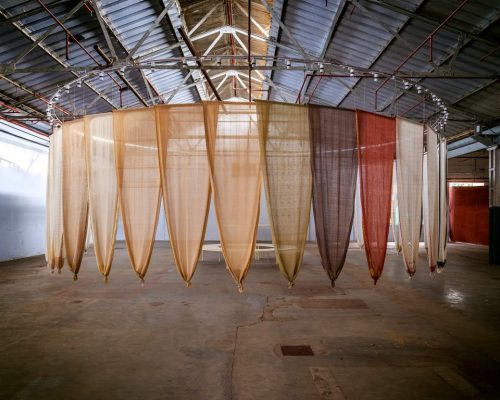Khadi fabrics vocal for local - Khadi fabrics 500x400 - VOCAL FOR LOCAL IN THE CHANGING ECONOMIC LANDSCAPE