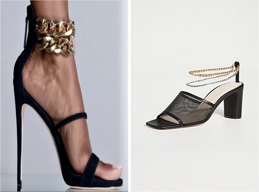 jewellery - Shoe jewellery - A REVIEW OF SIX NEW JEWELLERY TRENDS OF SPRING/SUMMER 2020