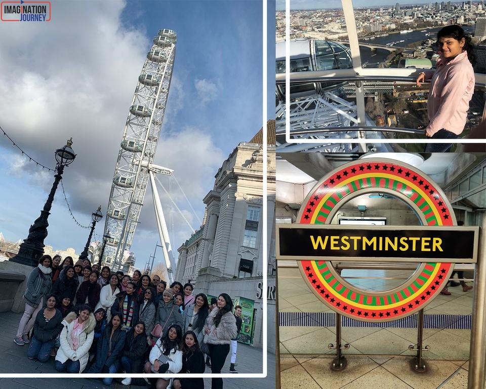 London Eye styling - London Eye - STYLING AWAY AT LONDON!