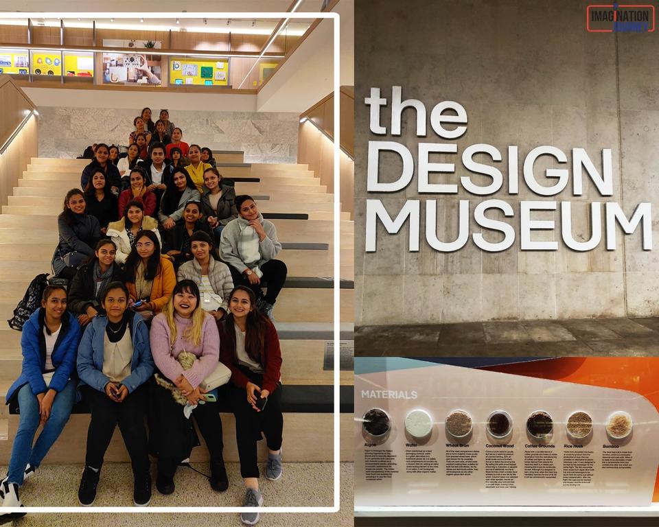 The design museum styling - The design museum - STYLING AWAY AT LONDON!