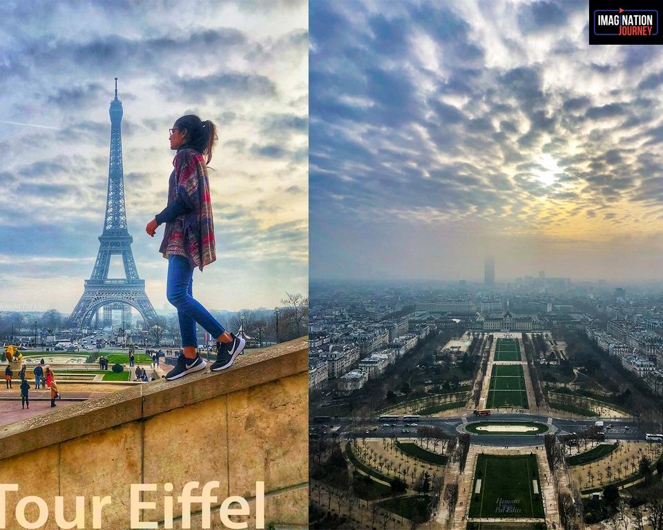 Tour Eiffel styling - Tour Eiffel - A JOURNEY IN STYLE!