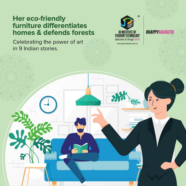 Eco-friendly-furniture sustainability - Eco friendly furniture - Sustainability and Revival of Arts and Crafts through a medley of 9 Women Centric Stories