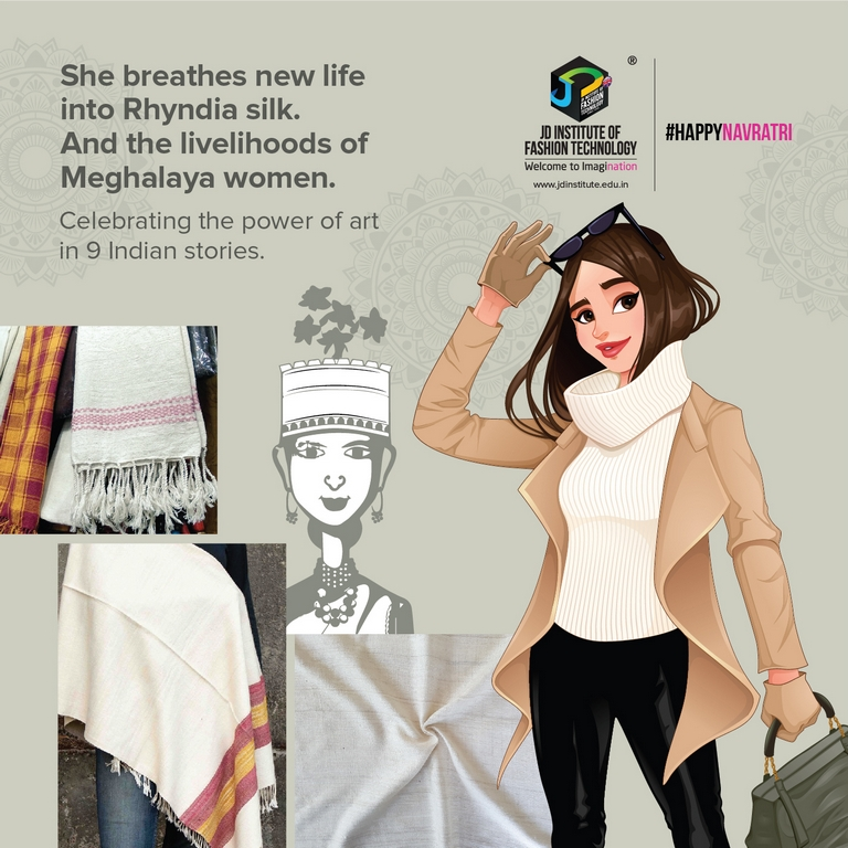 Ryndia sustainability - Ryndia - Sustainability and Revival of Arts and Crafts through a medley of 9 Women Centric Stories