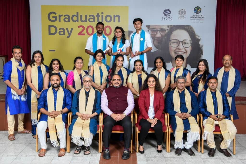 Advanced Diploma in Interior Design 2017 graduation ceremony - Advanced Diploma in Interior Design 2017 - Graduation Ceremony for students of JD Institute of Fashion Technology