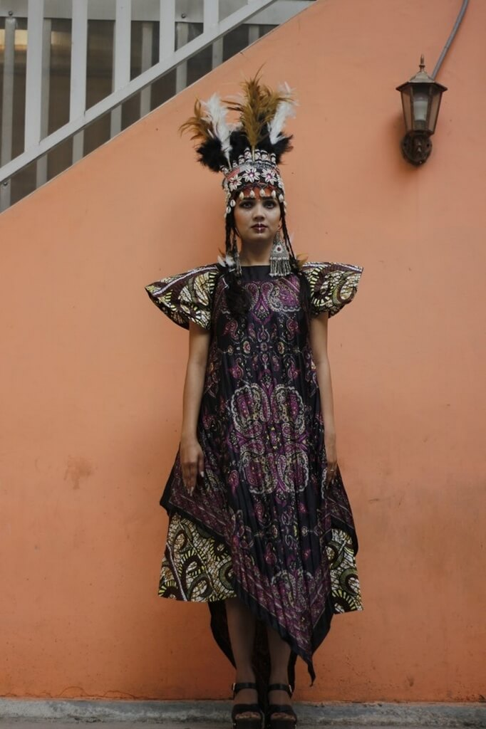 Aztecs fashion styling - Aztecs 1 - FASHION STYLING BY THE STUDENTS OF BSC. IN FASHION AND APPAREL DESIGN