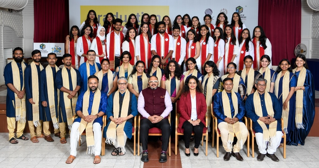 BSc. in Fashion and Apparel Design graduation ceremony - BSc - Graduation Ceremony for students of JD Institute of Fashion Technology