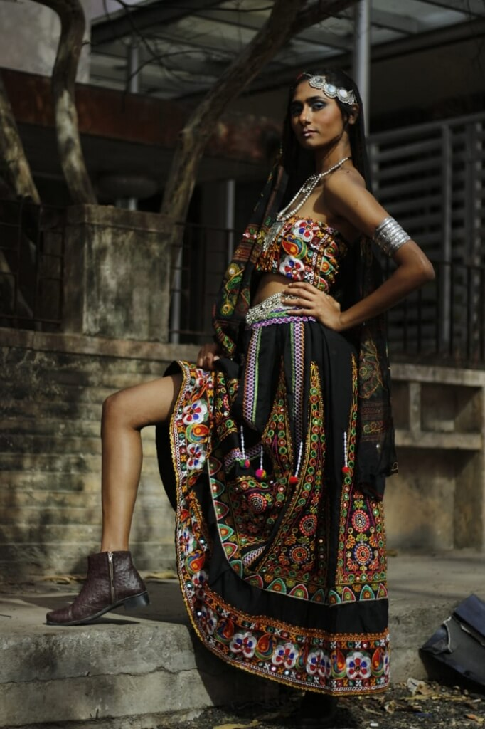 Banjaras fashion styling - Banjaras - FASHION STYLING BY THE STUDENTS OF BSC. IN FASHION AND APPAREL DESIGN