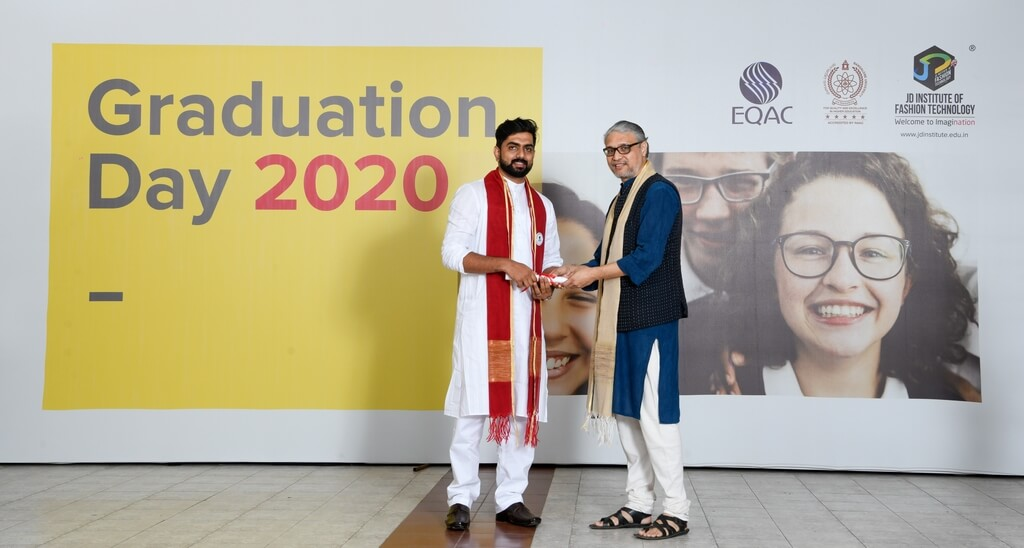 graduation ceremony - Graduation - Graduation Ceremony for students of JD Institute of Fashion Technology