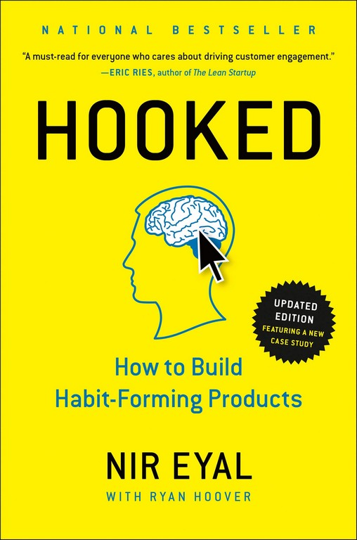 MUST READ BOOKS FOR UX DESIGNERS ux designers - HOOKED - MUST READ BOOKS FOR UX DESIGNERS