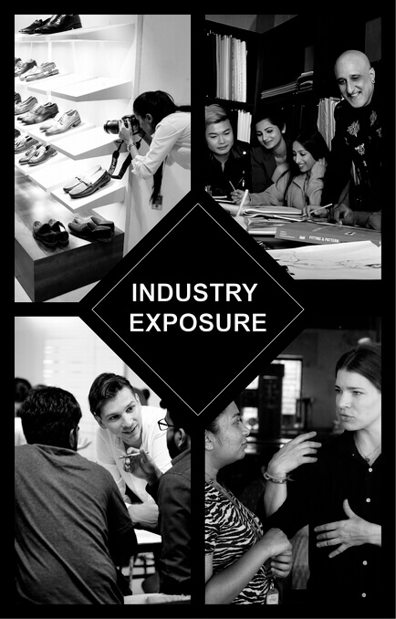 fashion designing institute - Industry Exposure JD Institute - Home Page