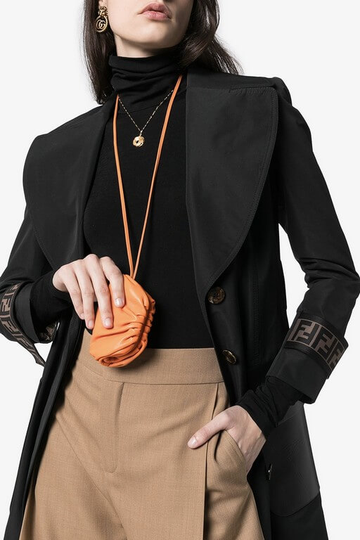 5 Jewellery Trends 2021 We Are Thrilled About! jewellery trends 2021 - Pouch Necklace by Botega Veneta 1 - 5 Jewellery Trends 2021 We Are Thrilled About!