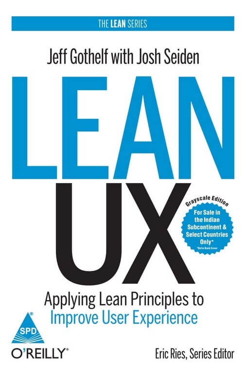 MUST READ BOOKS FOR UX DESIGNERS ux designers - lean ux - MUST READ BOOKS FOR UX DESIGNERS